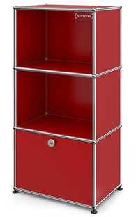 USM Haller Highboard for Kids with 1 Drop-down Door