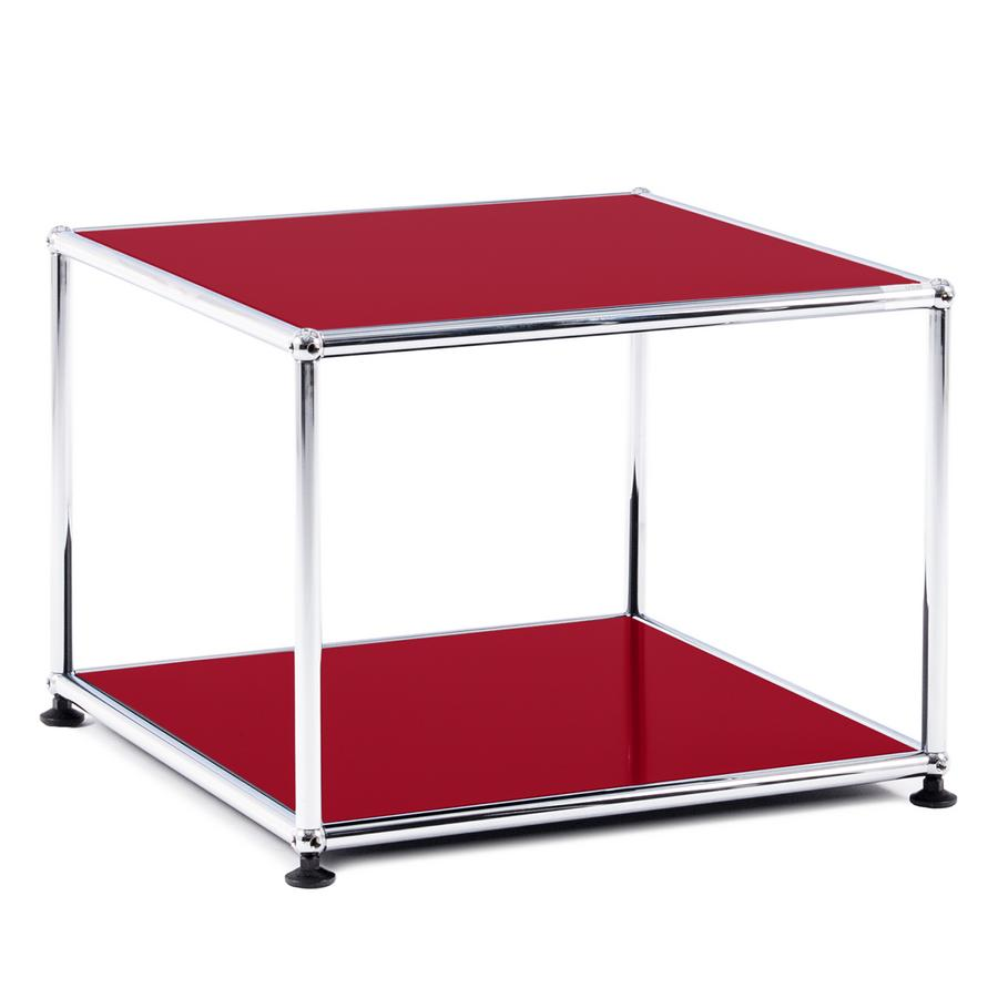 usm haller side table 50 by fritz haller paul sch rer. Black Bedroom Furniture Sets. Home Design Ideas