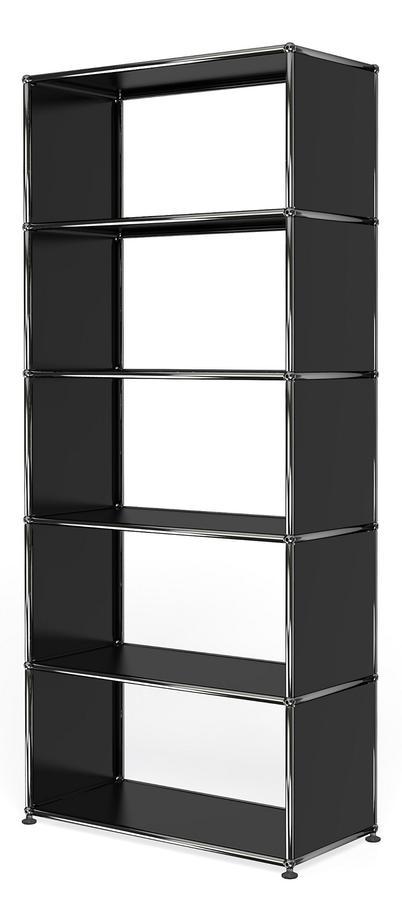 usm haller storage unit without rear panels by fritz. Black Bedroom Furniture Sets. Home Design Ideas