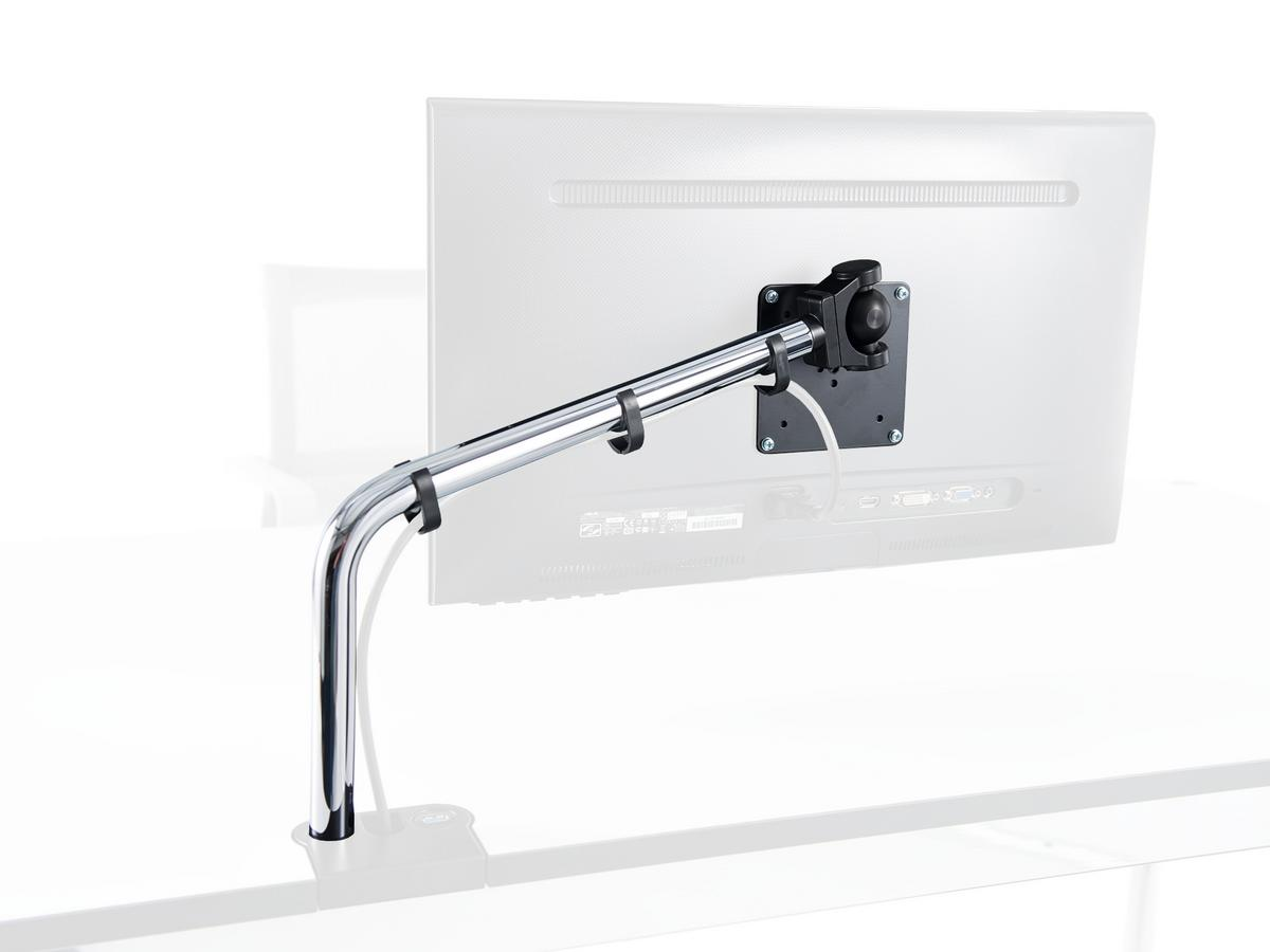 usm haller usm flat screen support arm for usm haller. Black Bedroom Furniture Sets. Home Design Ideas