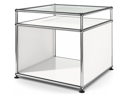 USM Haller Side Table with Extension