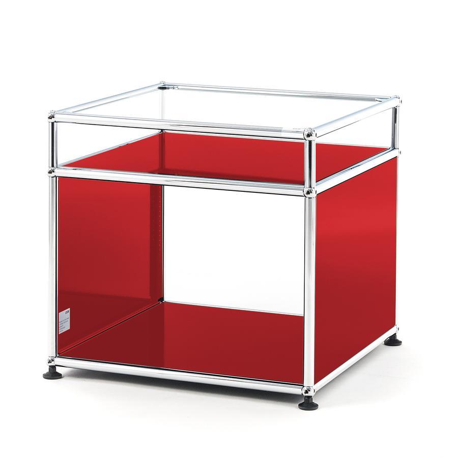 Usm Haller Side Table With Extension By Fritz Haller Paul Schärer