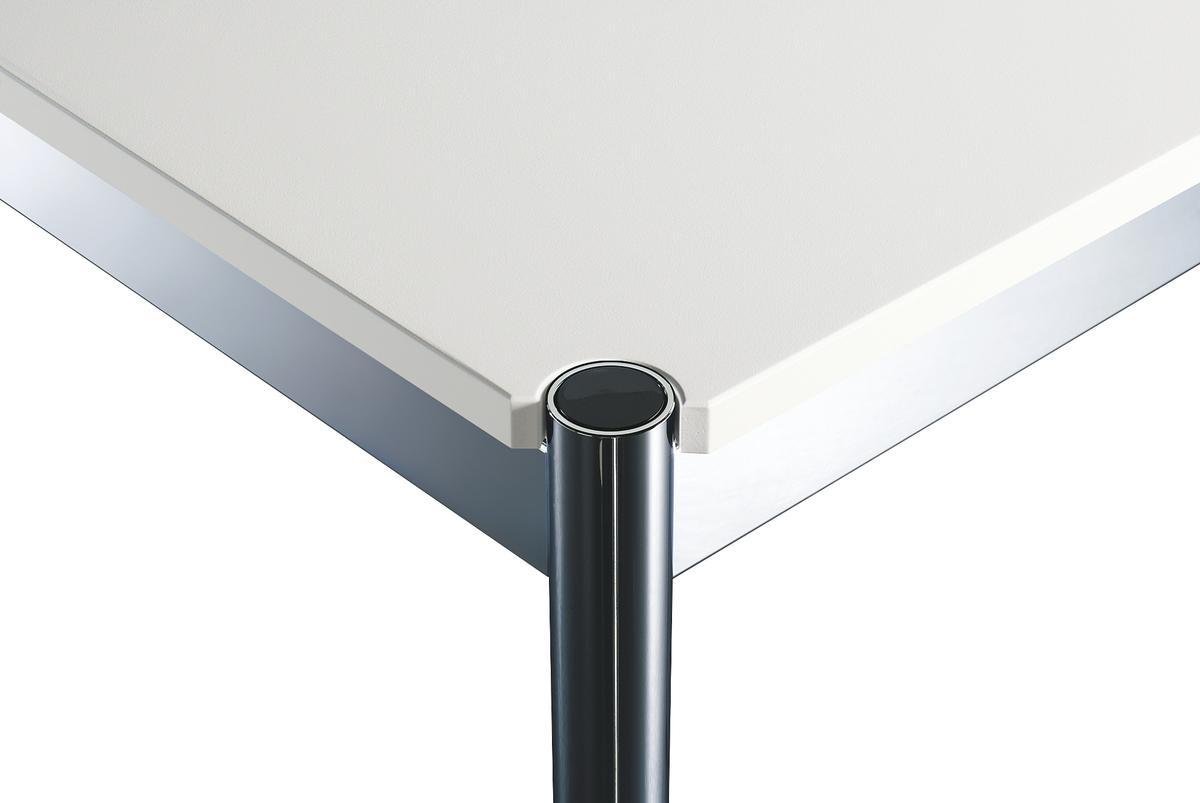usm haller tisch amazing usm haller pivoting pen holder for usm haller table with usm haller. Black Bedroom Furniture Sets. Home Design Ideas