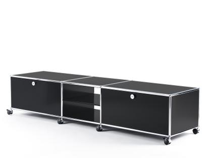 USM Haller TV-Lowboard XL on Castors