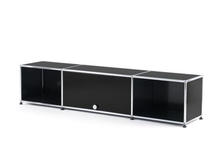 USM Haller TV-Lowboard with Flip-up Door