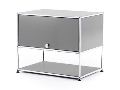 USM Haller TV-Rack USM matte silver