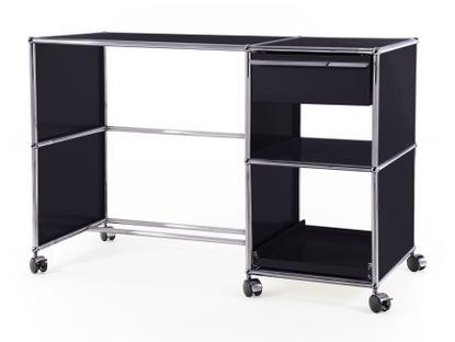 USM Haller Desktop on Castors Type 2