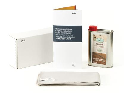 USM Care Kit for USM Haller Table Wood