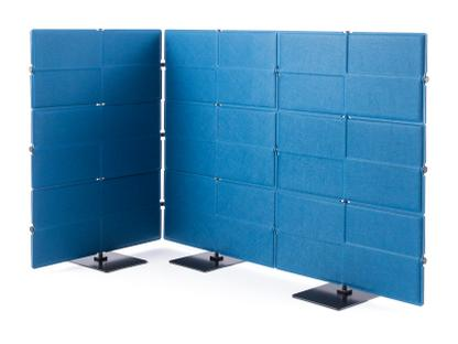 USM Privacy Panels Acoustic Corner