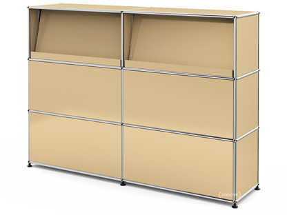 USM Haller Counter Type 2 (with Angled Shelves)