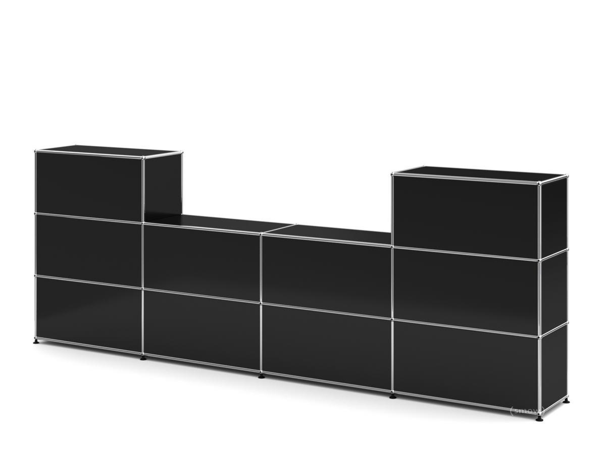 usm haller counter type 3 by fritz haller paul sch rer designer furniture by. Black Bedroom Furniture Sets. Home Design Ideas