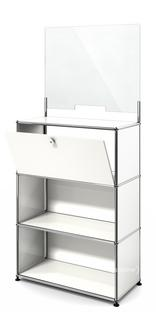 USM Haller Counter M with Security Screen and Hatch