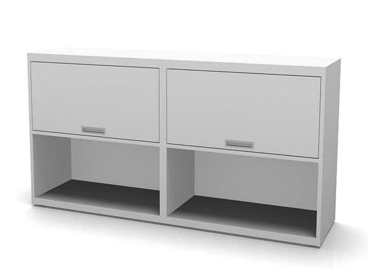 vario m1 sideboard l with 2 flap doors by klaus michel. Black Bedroom Furniture Sets. Home Design Ideas