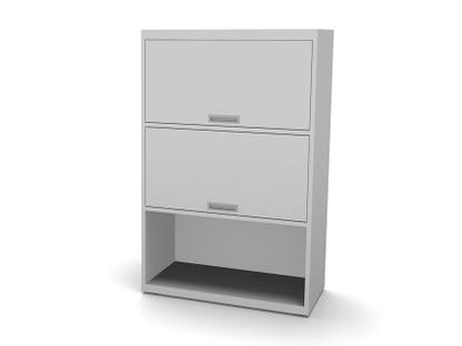 Vario M1 Highboard M with 2 Flap Doors