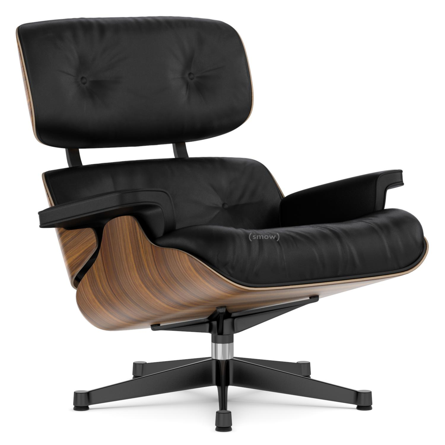 Vitra lounge chair by charles ray eames 1956 designer for Eames vitra replica
