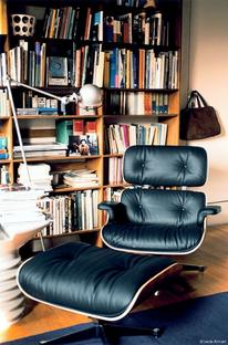 Charmant Lounge Chair Ottoman