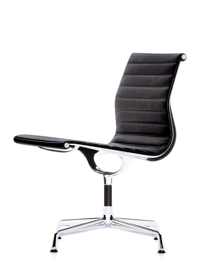eames alu chair buy the vitra eames ea 117 aluminium. Black Bedroom Furniture Sets. Home Design Ideas