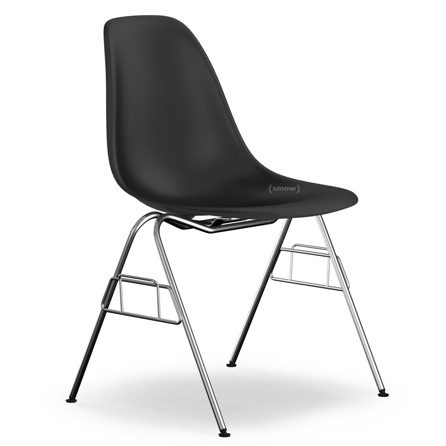 vitra eames plastic side chair dss by charles ray eames 1950 designer furniture by. Black Bedroom Furniture Sets. Home Design Ideas