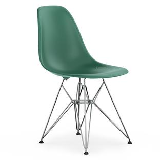 vitra eames plastic side chair dsr by charles ray eames 1950
