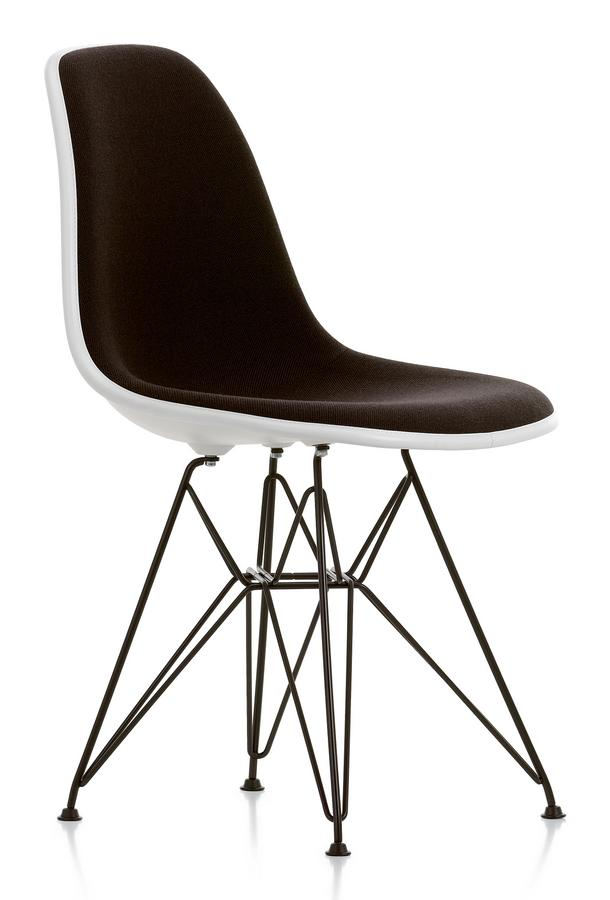 vitra eames plastic side chair dsr by charles ray eames. Black Bedroom Furniture Sets. Home Design Ideas