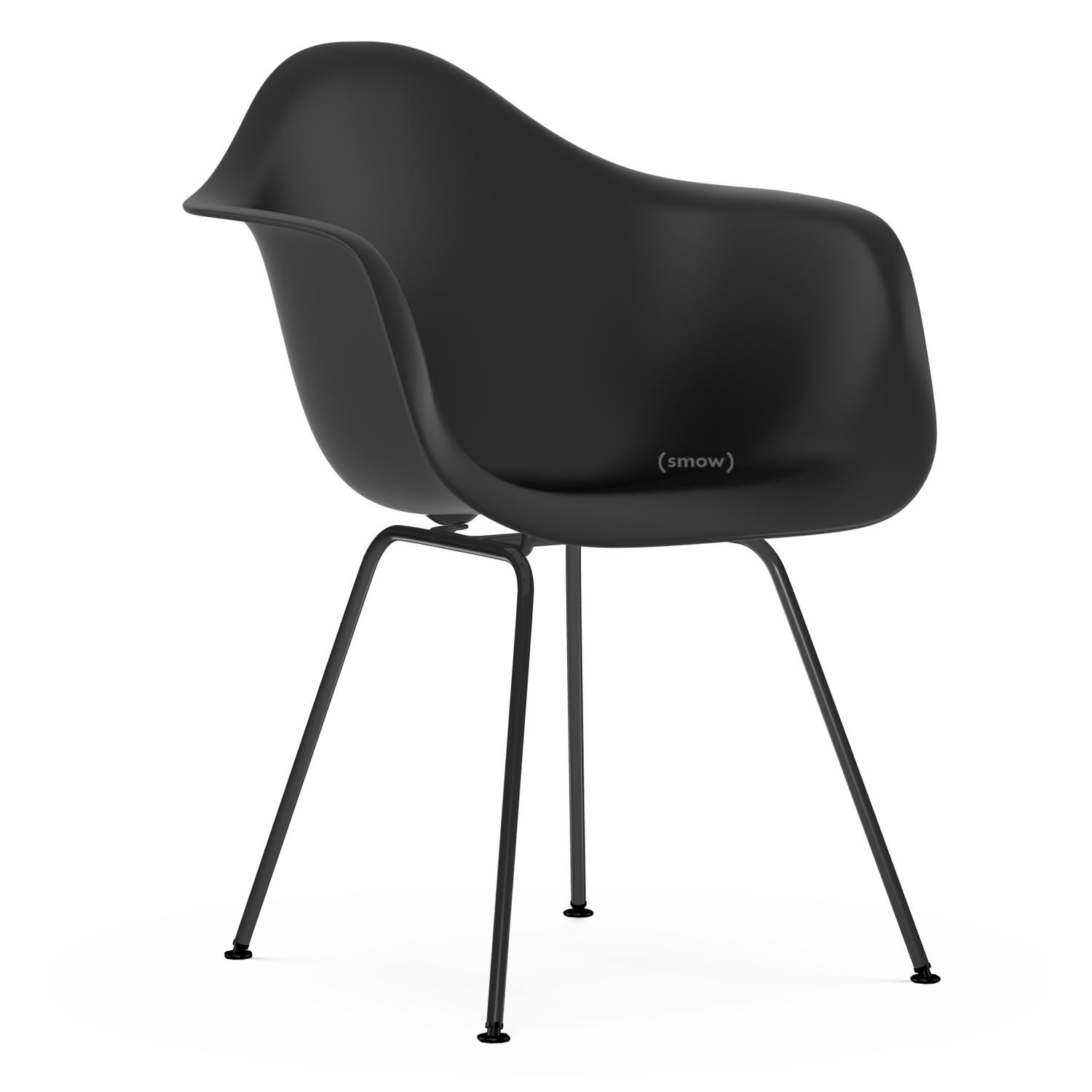 vitra eames plastic armchair dax by charles ray eames. Black Bedroom Furniture Sets. Home Design Ideas