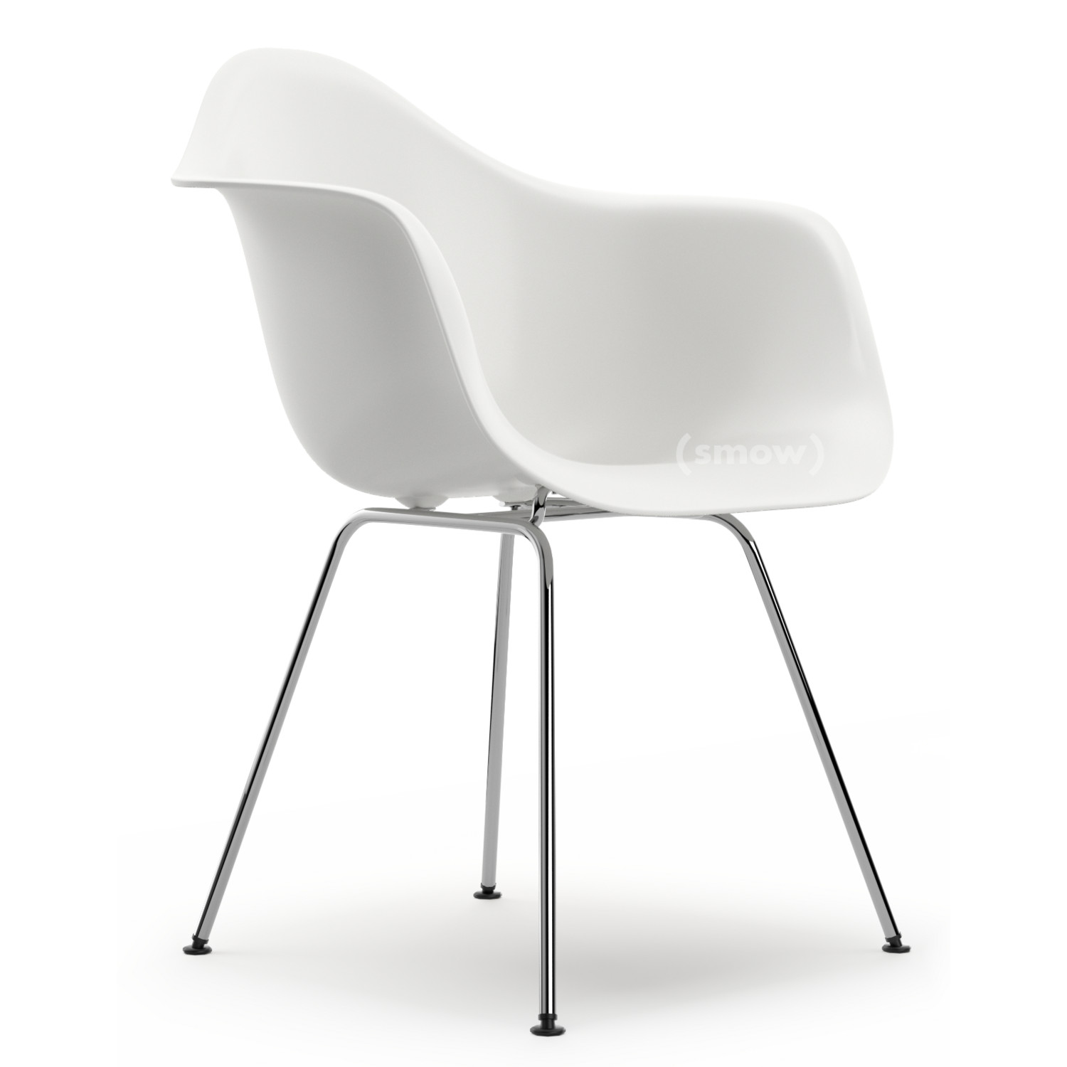 Vitra eames plastic armchair dax by charles ray eames for Design eames