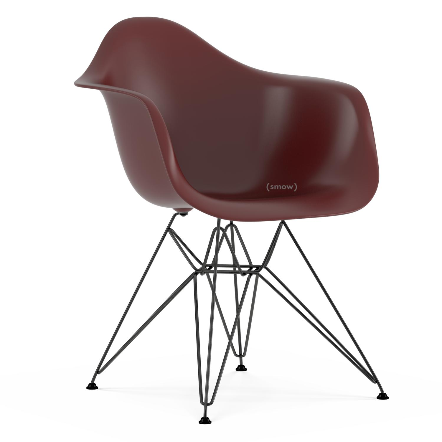Vitra eames plastic armchair dar by charles ray eames for Eiermann replica