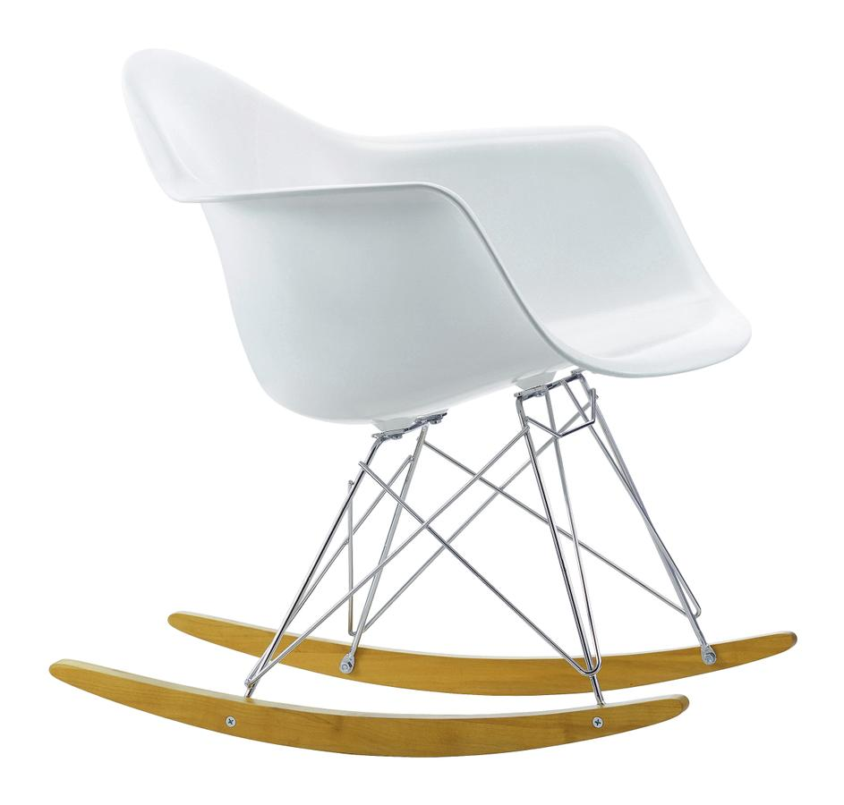 Eames plastic armchair rar for Chaise eames rar vitra