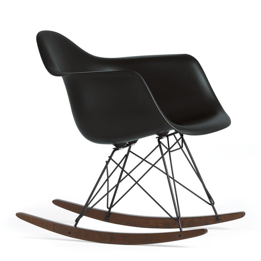 Eames plastic rocking chair - Eames Plastic Armchair Rar