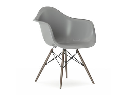 Fantastic Vitra Eames Plastic Armchair Daw Mauve Grey Without Ocoug Best Dining Table And Chair Ideas Images Ocougorg