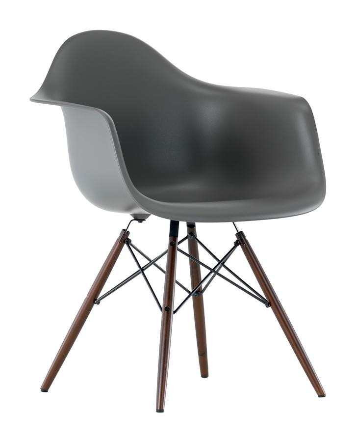 vitra eames plastic armchair daw by charles ray eames 1950 designer furniture by. Black Bedroom Furniture Sets. Home Design Ideas