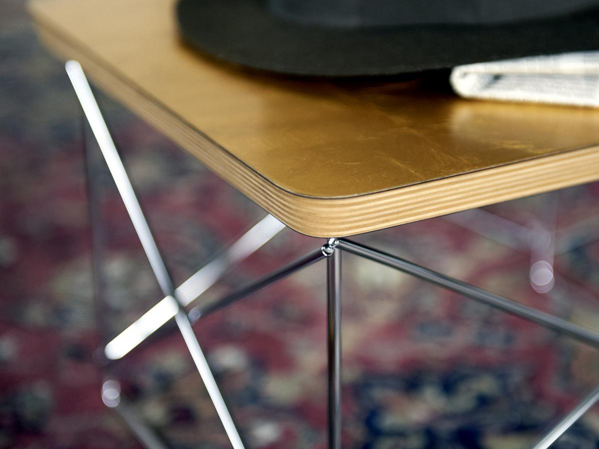 vitra ltr occasional table by charles ray eames 1950. Black Bedroom Furniture Sets. Home Design Ideas