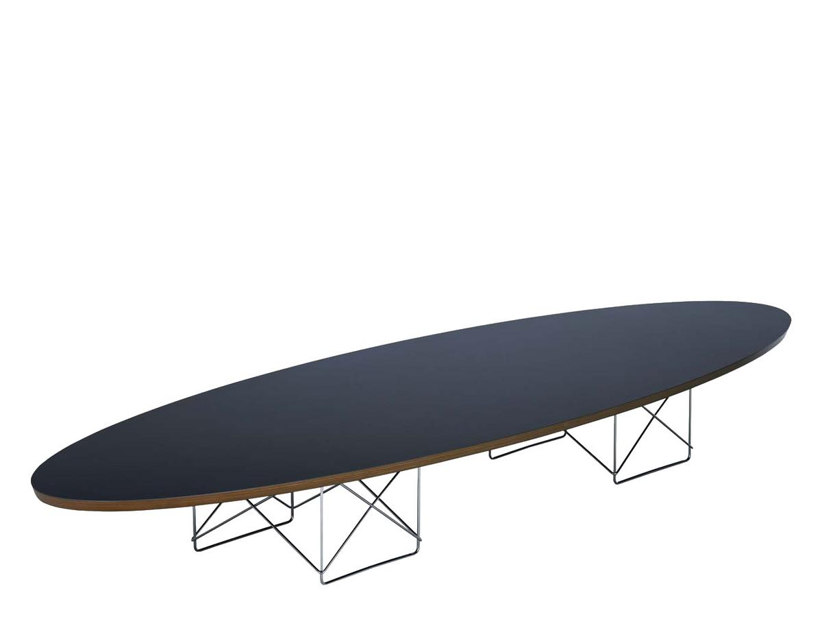 Charmant ETR Elliptical Table Rod Base