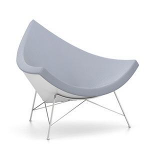Coconut Chair Hopsak|Dark blue / ivory