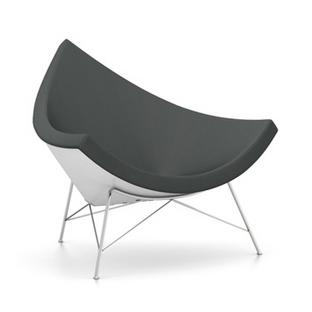 Coconut Chair Hopsak|Dark grey