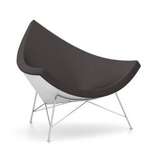 Coconut Chair Hopsak|Nero / moor brown