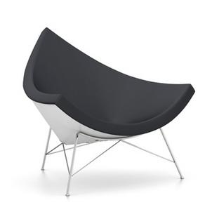 Coconut Chair Hopsak|Nero