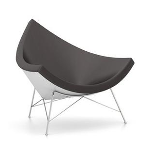 Coconut Chair Leather|Chocolate