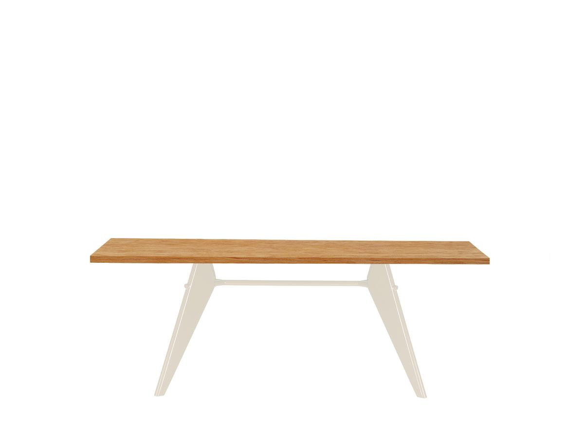 Vitra Em Table By Jean Prouve 1950 Designer Furniture By Smow Com