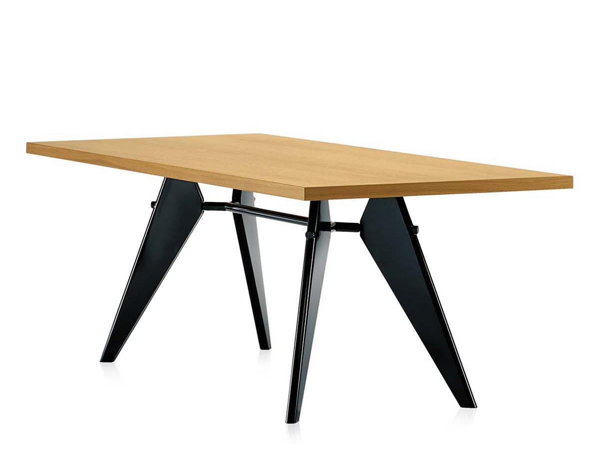 Vitra em table by jean prouv 1950 designer furniture - Table basse jean prouve ...