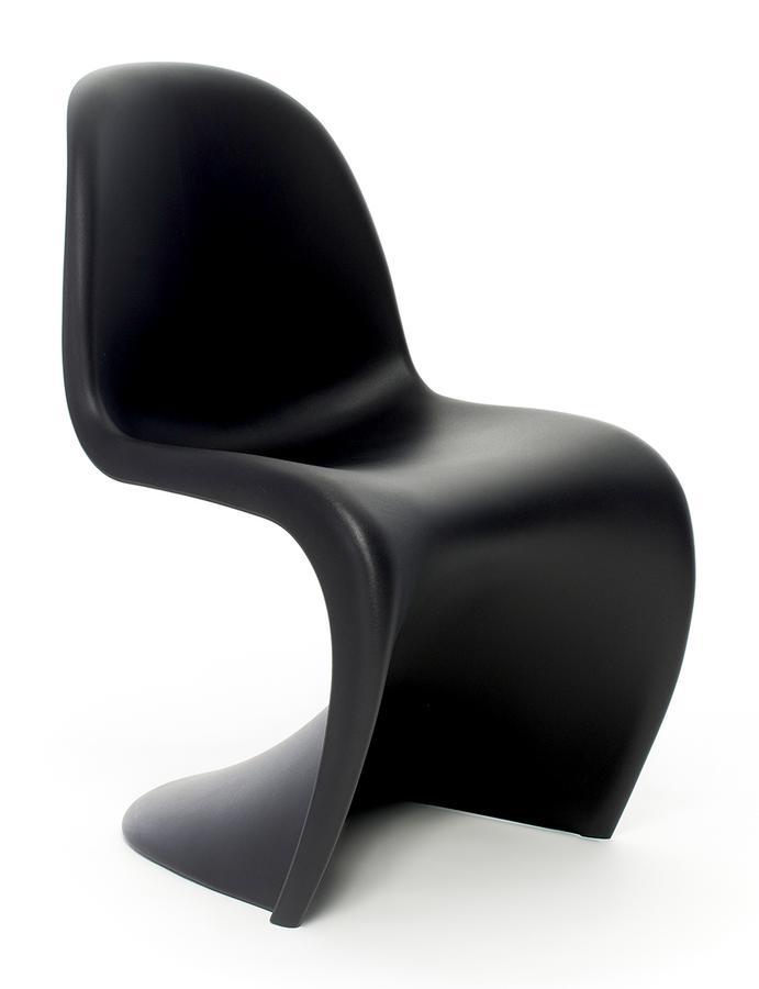 vitra panton chair by verner panton 1999 designer furniture by. Black Bedroom Furniture Sets. Home Design Ideas