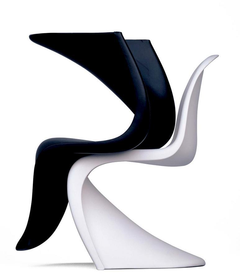 Vitra Panton Chair by Verner Panton, 1999 - Designer furniture by ...