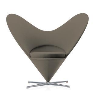 Heart Cone Chair Truffle