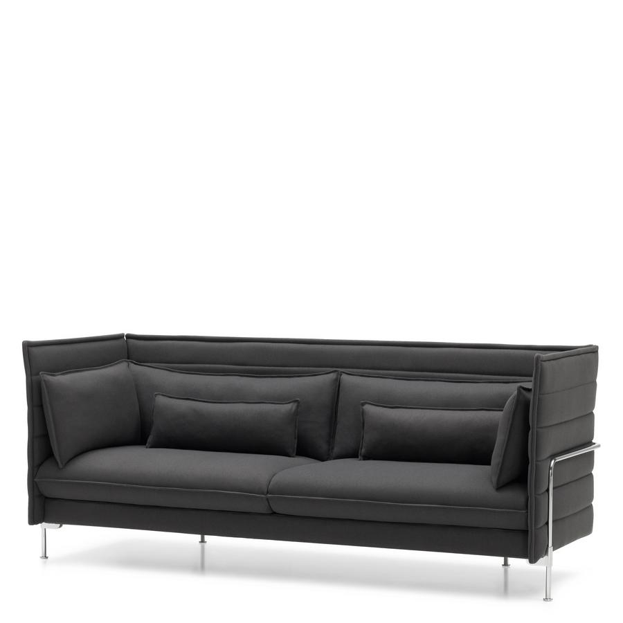 vitra alcove sofa by ronan erwan bouroullec 2006 designer furniture by. Black Bedroom Furniture Sets. Home Design Ideas