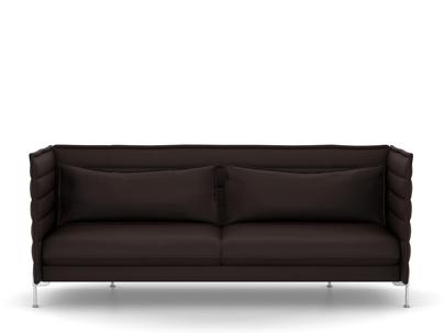 Vitra Alcove Sofa Three Seater H94 X