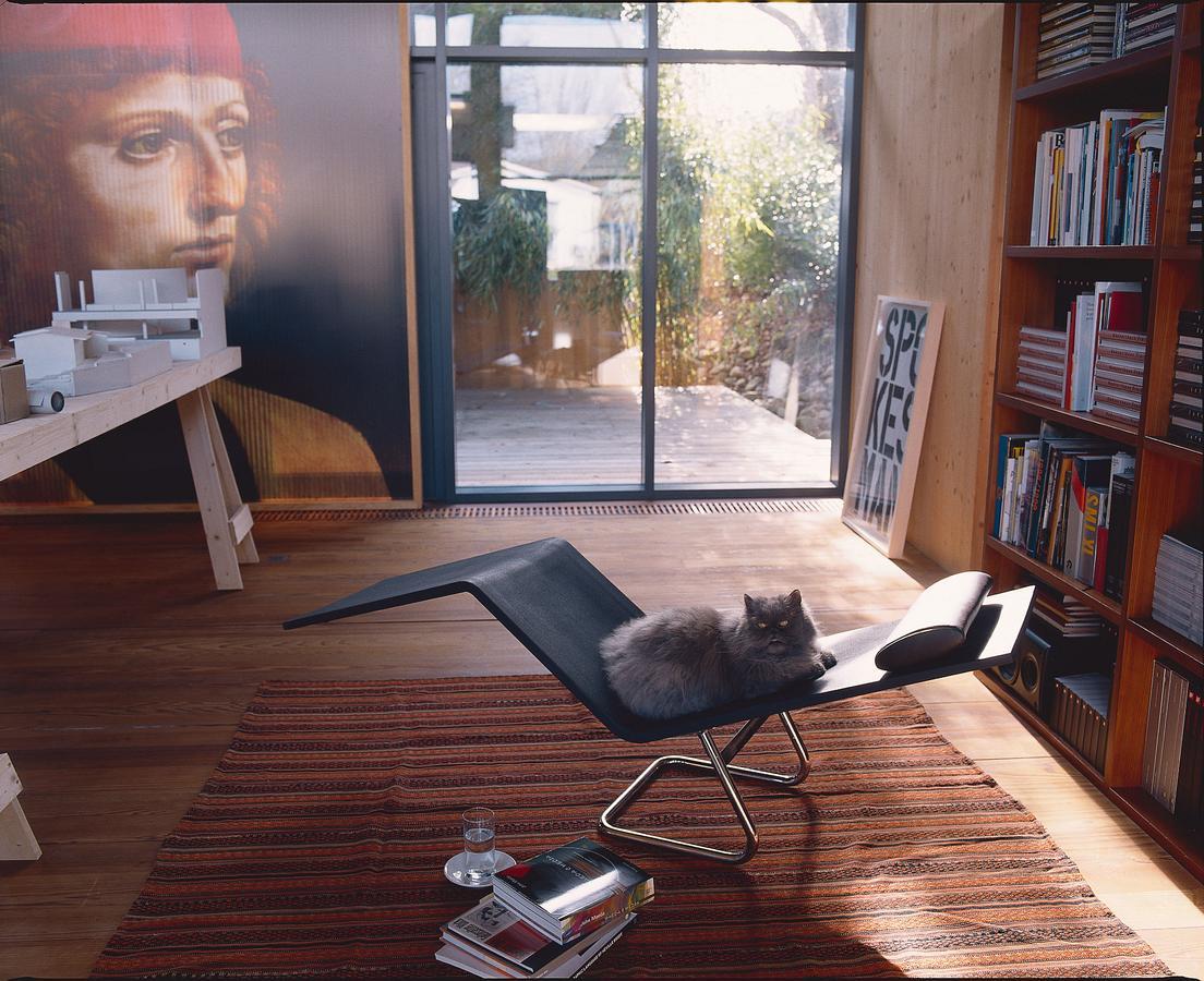 Vitra mvs chaise by maarten van severen 2000 designer for Chaise 03 van severen