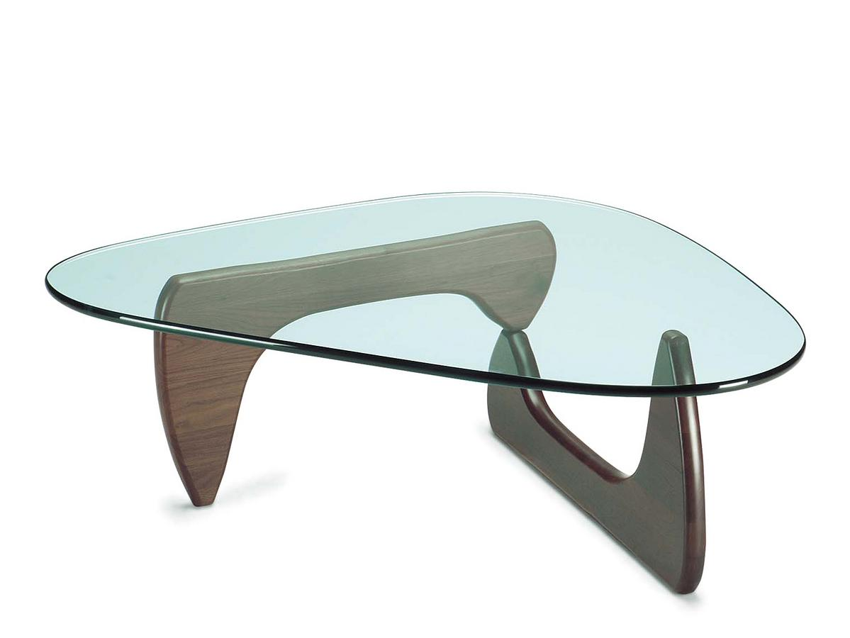 vitra coffee table walnut by isamu noguchi 1944 designer furniture by. Black Bedroom Furniture Sets. Home Design Ideas