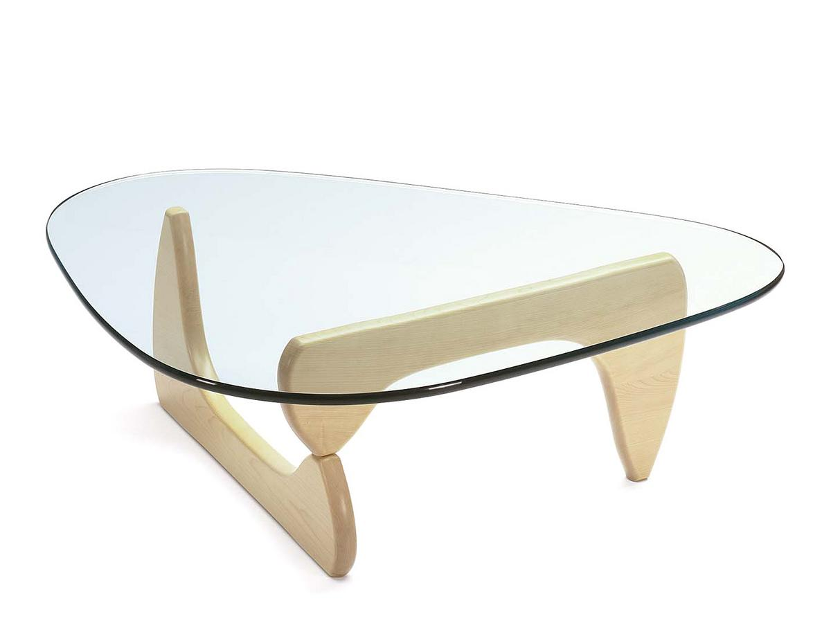 Extrêmement Vitra Coffee Table, Walnut by Isamu Noguchi, 1944 - Designer  YT68