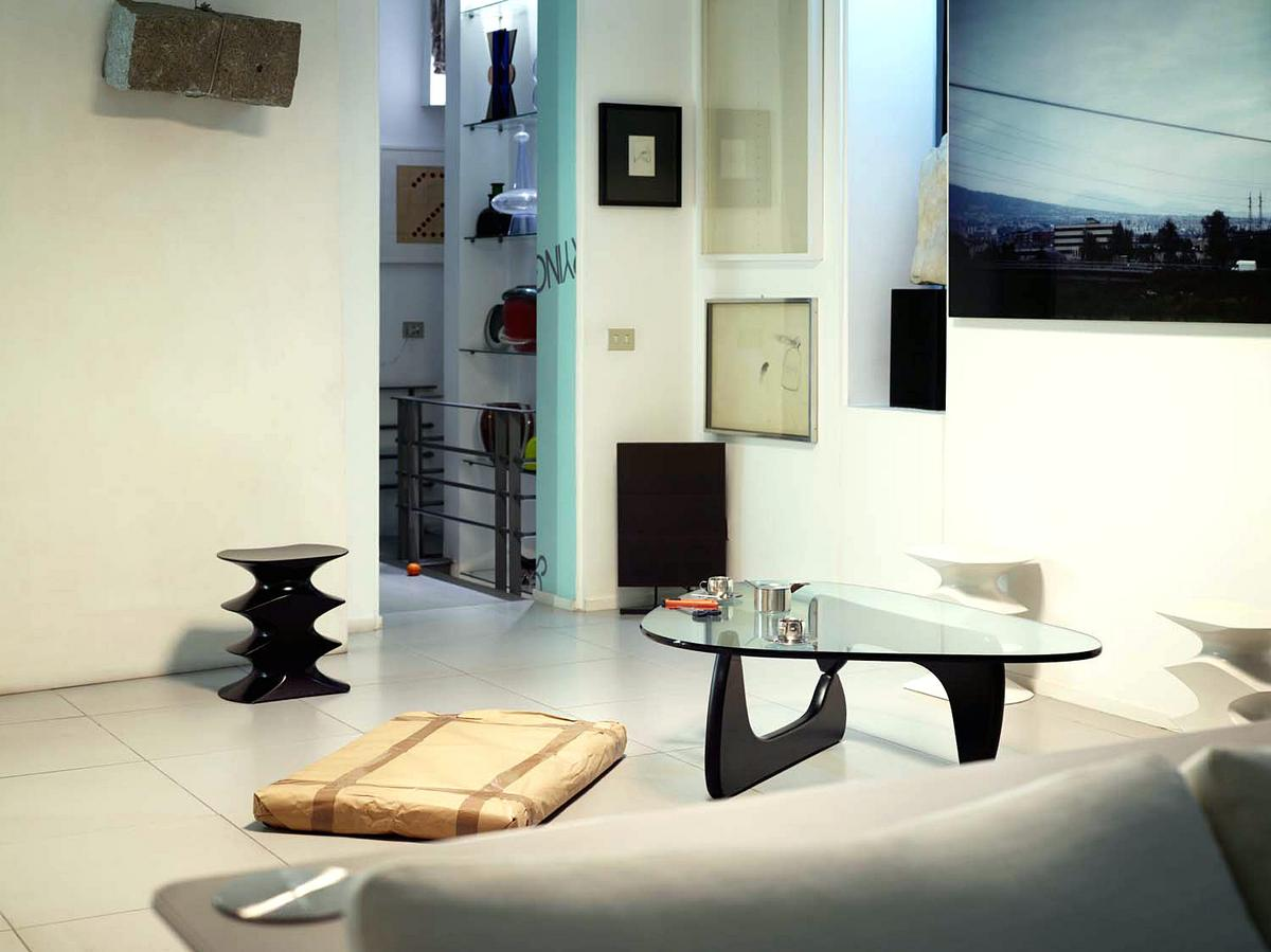 Bien-aimé Vitra Coffee Table by Isamu Noguchi, 1944 - Designer furniture by  QY06