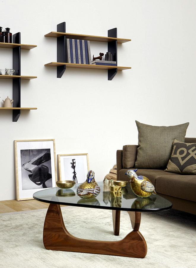 vitra coffee table by isamu noguchi 1944 designer. Black Bedroom Furniture Sets. Home Design Ideas